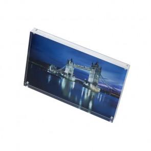 Foto op acrylblok 20 x 15 cm