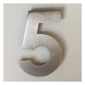 RVS huisnummer 5-1